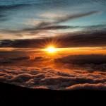 عکس های فوق العاده زیبا از فراز ابرها