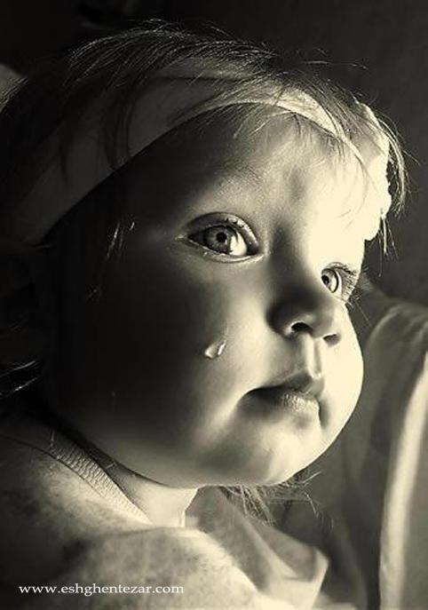 گریه بچه