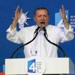 اردوغان خطاب به ایران، چین و روسیه: تاریخ شما را نمی بخشد!