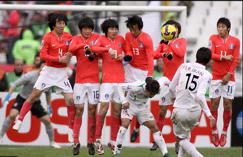 بازی کره جنوبی