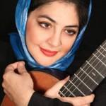 این زن ایرانی دکترای گیتار را گرفته است+عکس