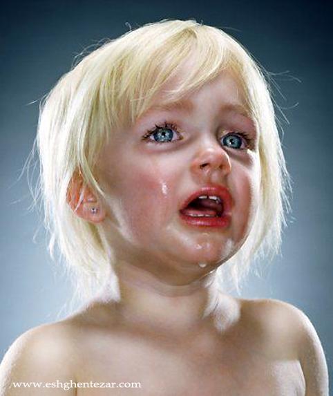 گریه بچه های ناز