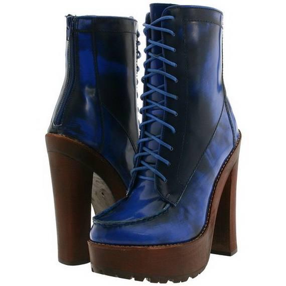 کفش بوت دخترانه