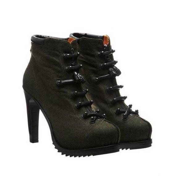 مدل های کفش بوت دخترانه زمستان 91مدل کفش بوت زنانه