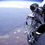 مرد اتریشی با سرعت 1117 کیلومتر دیوار صوت را شکست +عکس