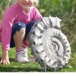 دختر 5 ساله چیز عجیبی را کشف کرد! +عکس