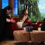 ترساندن سلنا گومز در یک برنامه زنده تلویزیونی+تصاویر