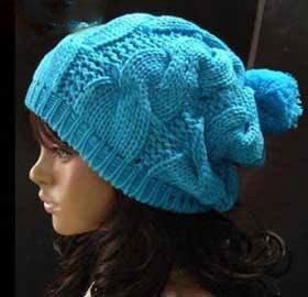 کلاه بافتنی زمستانی
