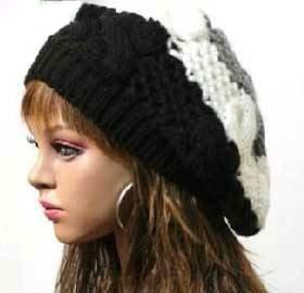 مدل کلاه زمستانی