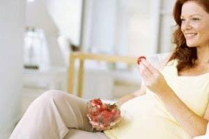 خوراکی بارداری