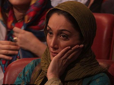 هدیه تهرانی در کنسرت مازیار فلاحی,هدیه تهرانی,مازیار فلاحی