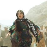 عکسی از مریلا زارعی با لباس کردی