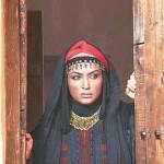 روناک یونسی در فیلم عقاب صحرا +عکس