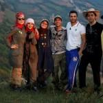 گراز به سحر ولدبیگی و همسرش حمله کرد +عکس