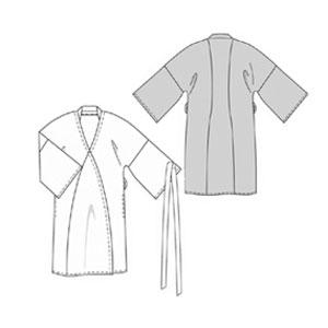 الگوی دوخت مانتو گیپور مدل لباس های شیک زنانه با الگو
