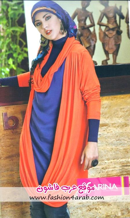 مدل بستن شال و روسری باحجاب