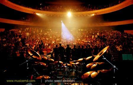 کنسرت مهیج بهنام صفوی ,  بهنام صفوی