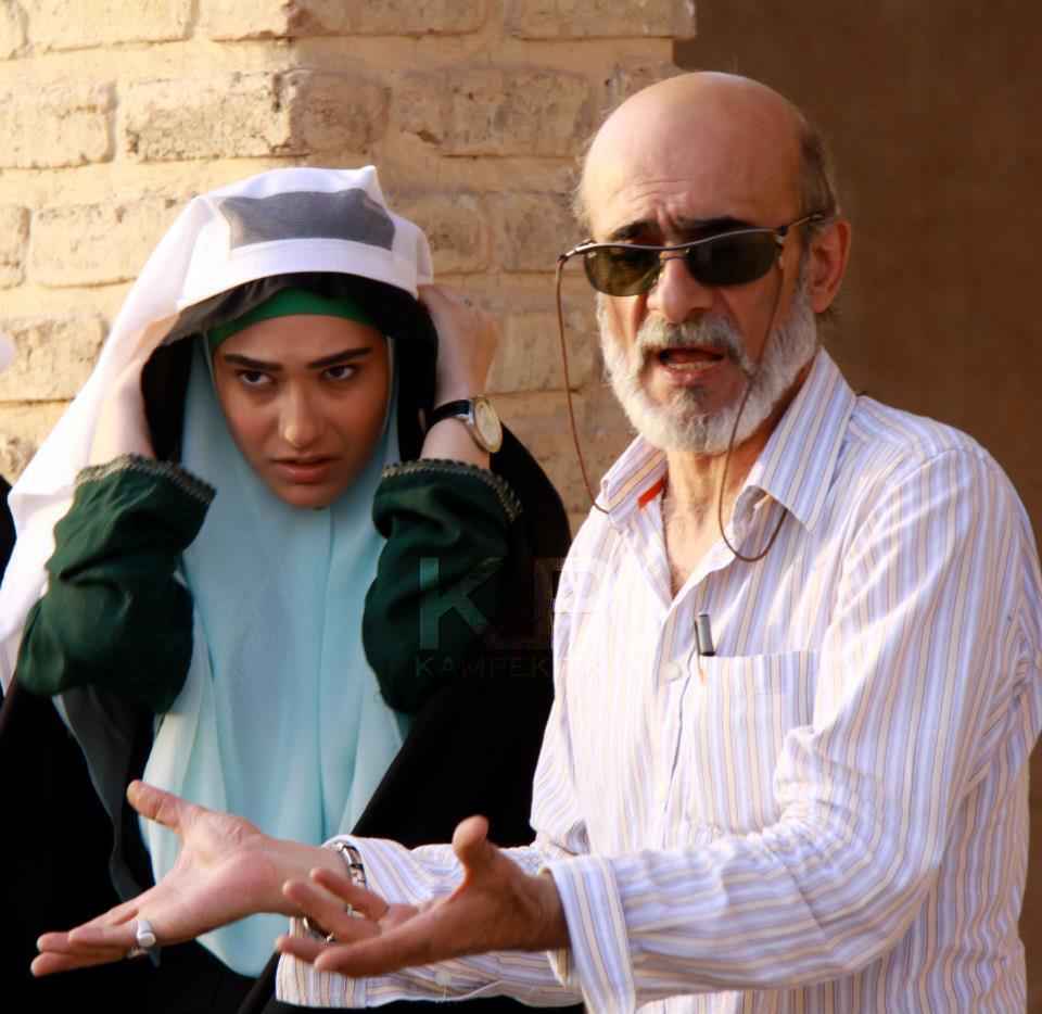 عکس بازیگران سریال کلاه پهلوی