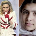 برهنه شدن مدونا در حمایت از دختر پاکستانی +عکس