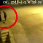 تصاویری از لحظات زایمان دختر ترک در خیابان
