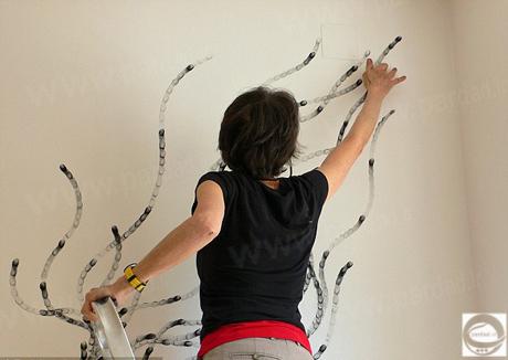 نقاشی با ذغال