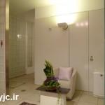 دستشویی عمومی که تبدیل به هتلی زیبا شد /تصاویر