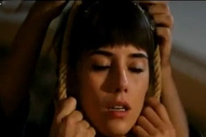 فیروزه در سریال حریم سلطان