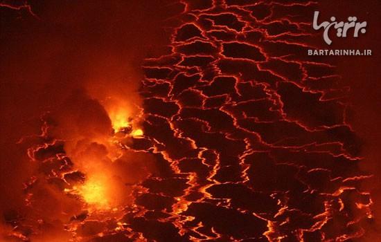 آتشفشان,خواستگاری