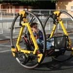 وسیله نقلیه عجیب در استرالیا + عکس