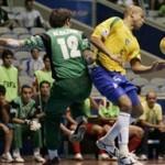 شکست تیم فوتسال ایران مقابل کلمبیا