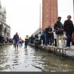 شهر ونیز در حال غرق شدن است +تصاویر