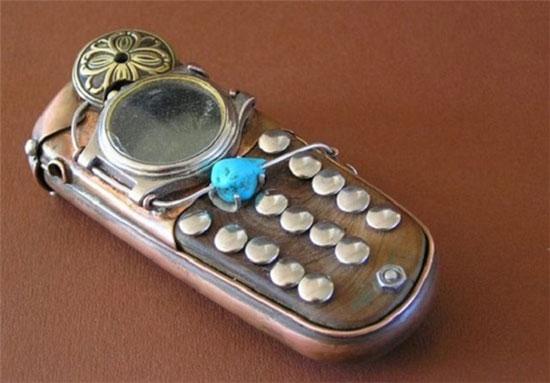 موبایل قرون وسطایی