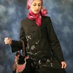شوی لباس با حجاب زنانه در ایران