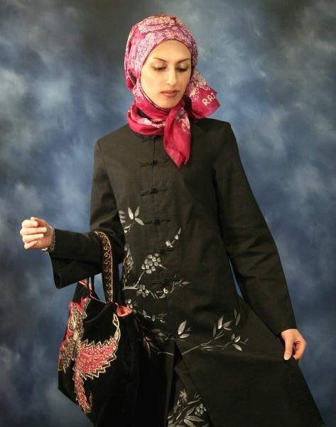شوی لباس اسلامی