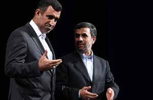 سفر احمدی نژاد