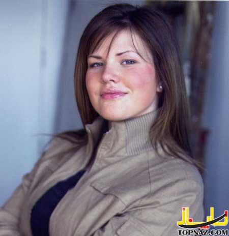 کریستینا اشمیت,مدل چاق,مانکن چاق