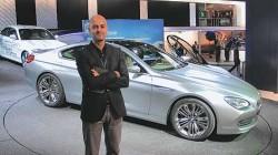 نادر فقیه زاده,طراح بی ام و,شرکت خودروسازی