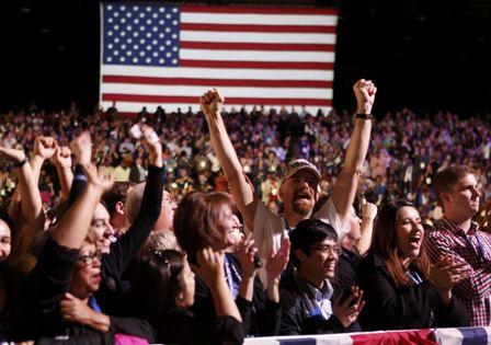 طرفداران باراک اوباما