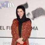 لیلا حاتمی در جشنواره فیلم رم +تصاویر