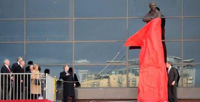 مجسمه فرگوسن,خبر ورزشی,اخبار ورزشی