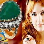 عکس هایی از جواهرات حریم سلطان