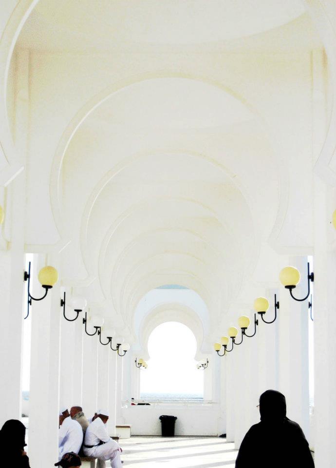 مسجدی زیبا,معماری اسلامی