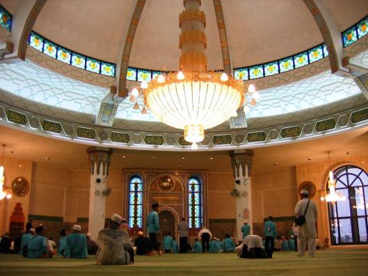 مسجد معلق,مسجد زیبا