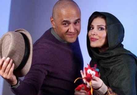 رامبد جوان و سحر دولتشاهی همسر سابق