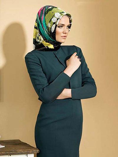 لباس پوشیده دختران ایرانی