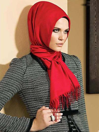 ست روسری و مانتو خانمهای ایرانی
