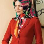 مدل روسری 2013 برای خانمهای ایرانی