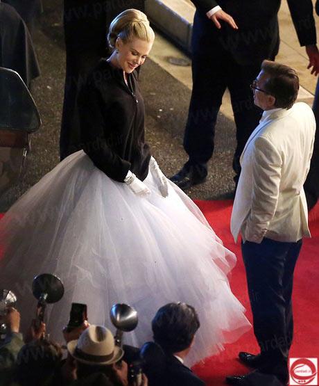 نیکول کیدمن در نقش یکی از جذابترین زنان تاریخ +تصاویر
