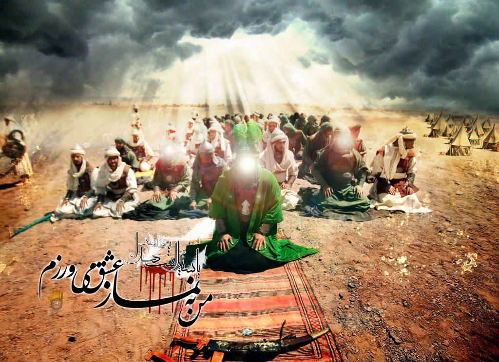 عکس پروفایل ابا عبدالله الحسین (ع) کارت پستالهای محرم و امام حسین