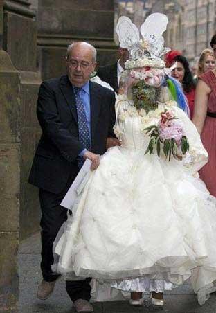 عروس عجیب